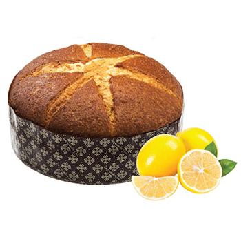 Panettone paradiso al limone